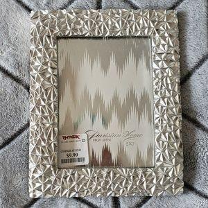 5x7 Metallic Picture Frame